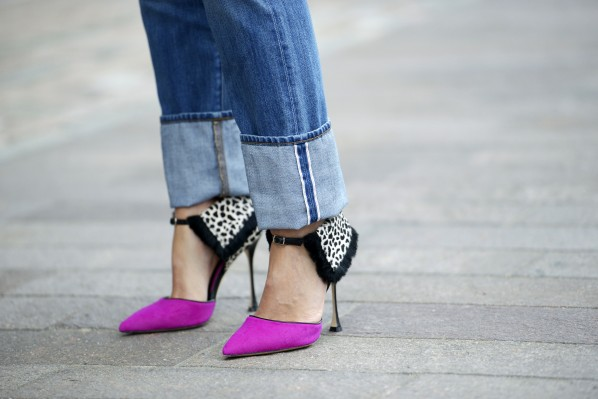 Stilettos Streetstyle London Modepilot