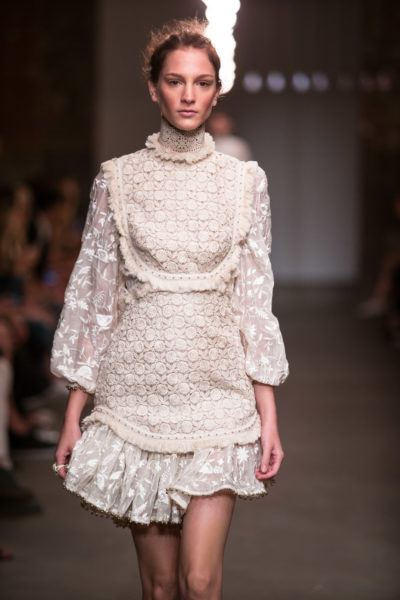 Zimmermann, spring-summer 2016 New York, USA