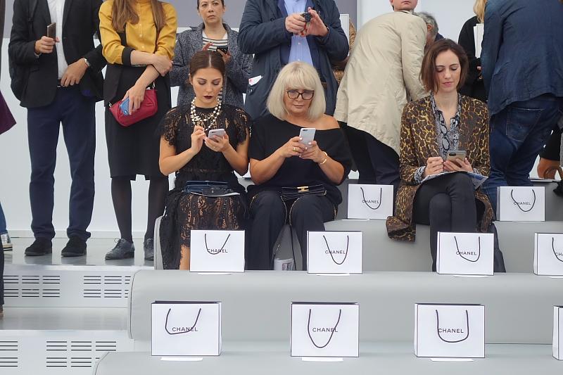 Chanel Handys