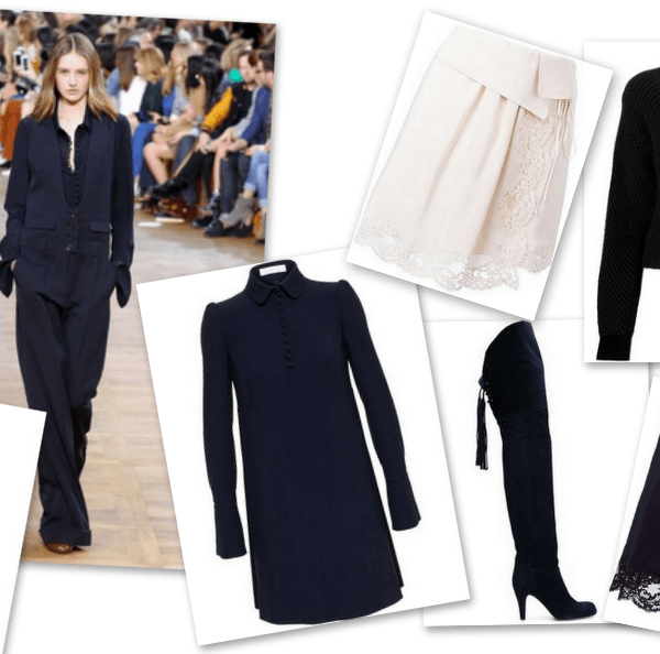 Der Chloé Winter Look im Onlineshop