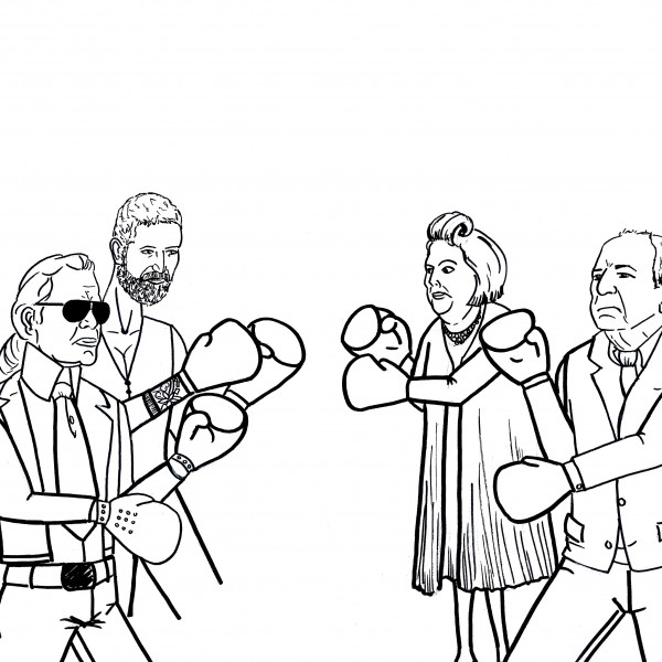Mode-Battle: die Greisen vs. die Weisen