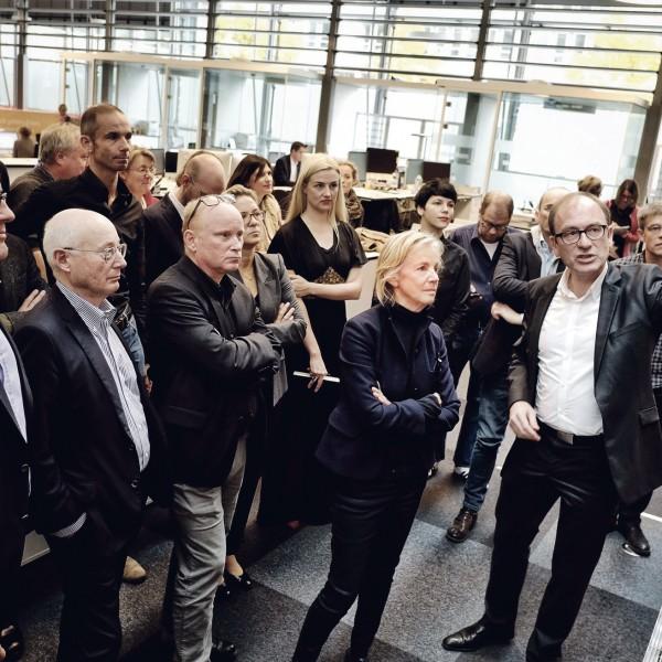 Lesetipp: Welt am Sonntag x Jil Sander