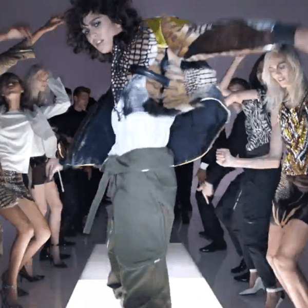 Tom Ford Video: Dance the Catwalk!