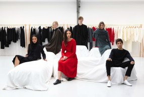 UNIQLO AND LEMAIRE AW15 Presentation 20