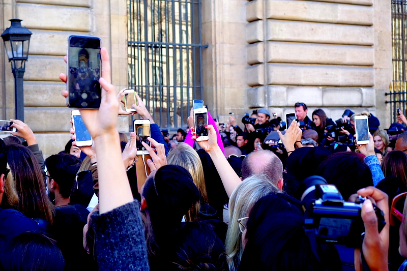 Social Media-Fashionweek-Modepilot