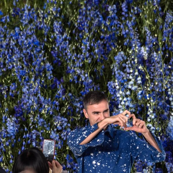 Raf Simons verlässt Dior