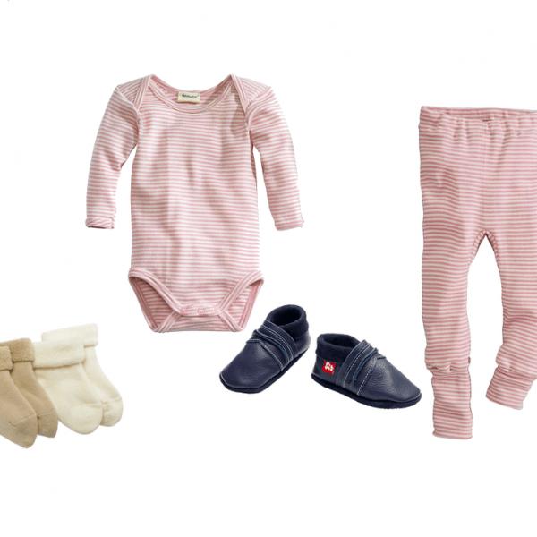 hessnatur Babykleidung