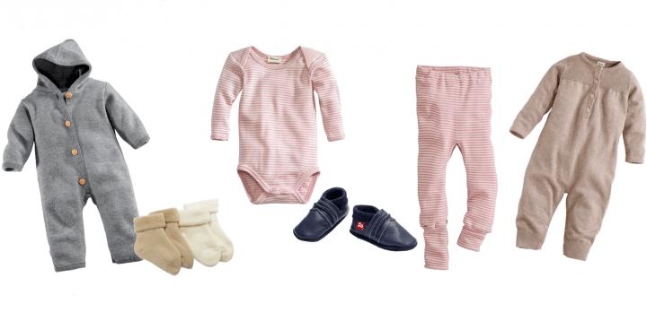 hessnatur Babysachen Bio-Baumwolle Modepilot