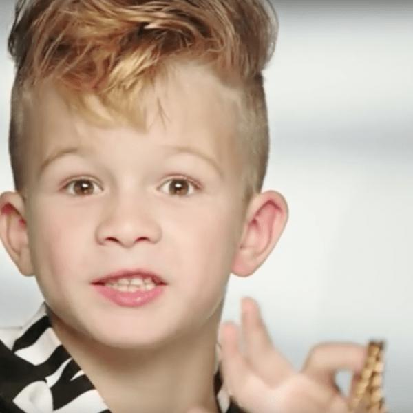 Spielen Jungs mit Barbie? Moschino's Antwort