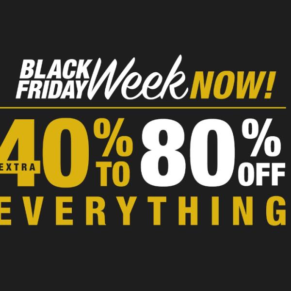 Black Friday – Shoppingwahnsinn – die besten Adressen