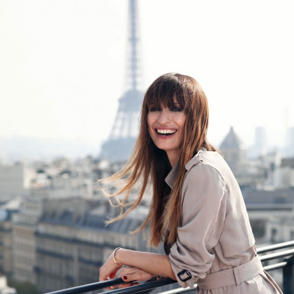 Like a Parisian: Caroline de Maigret's Make-up-Tipps