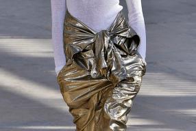 Rettungsfolien-Mode Modepilot Sommer 2016 Isabel Marant