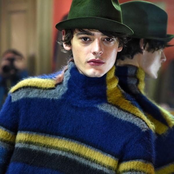 Menswear: die schönsten Winterpullis
