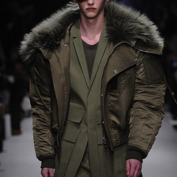 Styling-Trend Männer: Layering kurz über lang