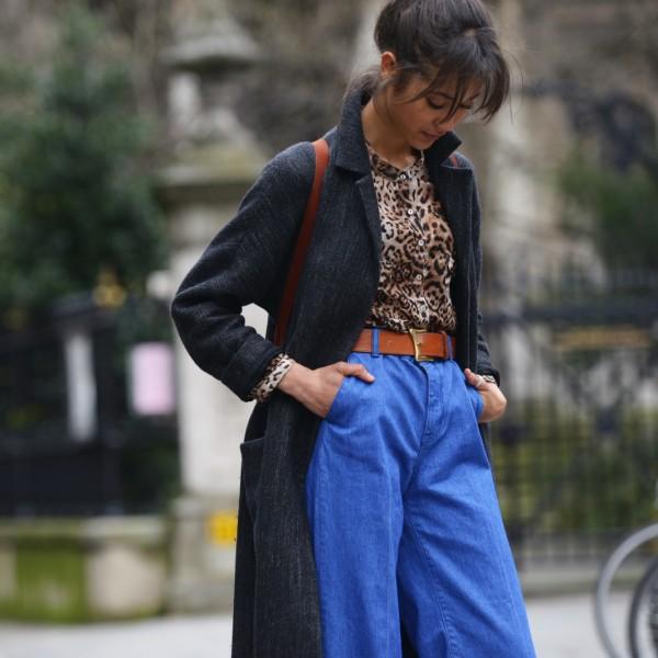 Die besten Streetlooks mit weiten Jeans