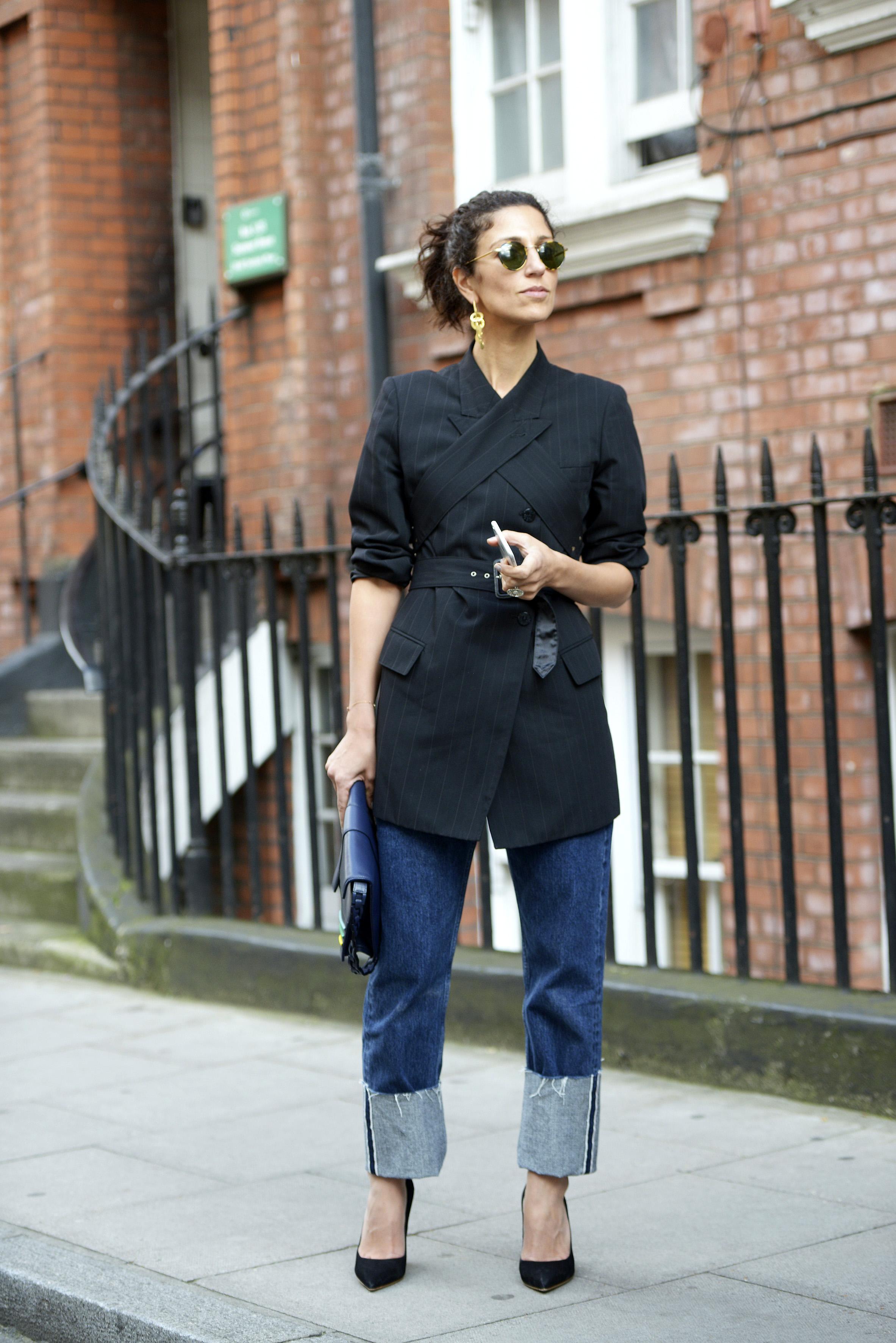Yasmin sewell streestyle Fashion director modepilot