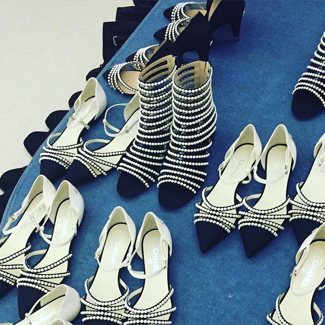 chanel metiers d'art shoes schuhe chanel