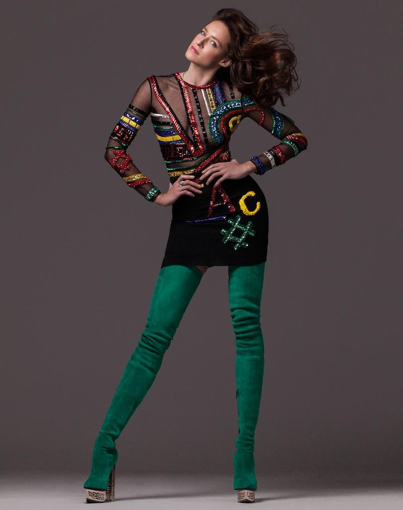 Modepilot Versace Kathrin Bierling Posen Overknees