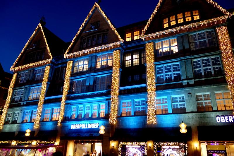 Oberpollinger München Fassade