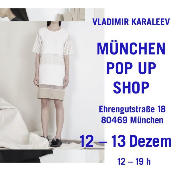Vladimir Karaleev x München