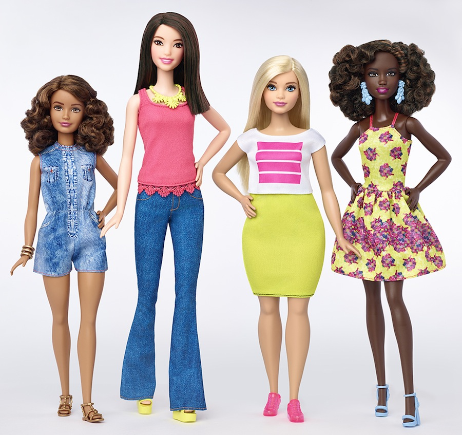 Barbie Fashionistas Modepilot 2016