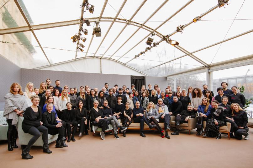 der berliner modesalon teilnehmende Designer