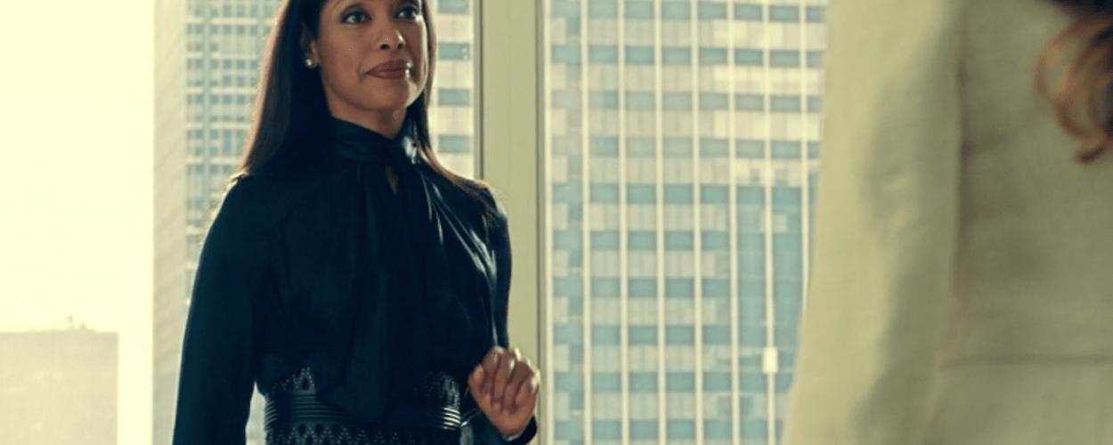 Jessica Pearson Alaia Modepilot Suits