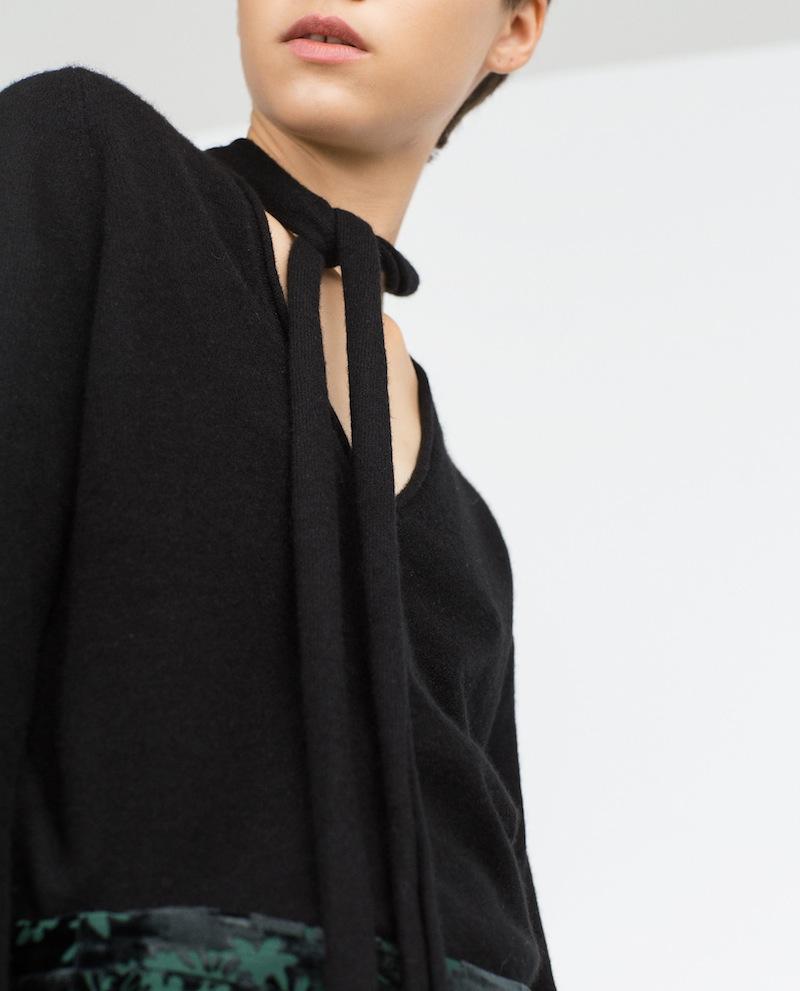 Kaschmirpullover Zara Modepilot