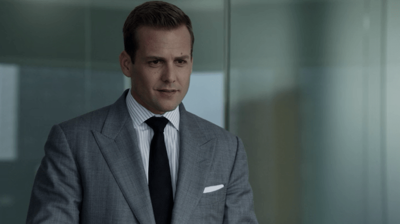 Suits Harvey Specter Modepilot Herrenmode