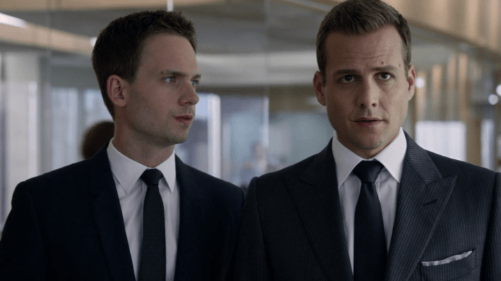 Suits Herrenmode Modepilot Harvey Mike