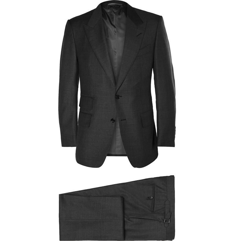 Tom Ford Anzug Mr Porter Modepilot