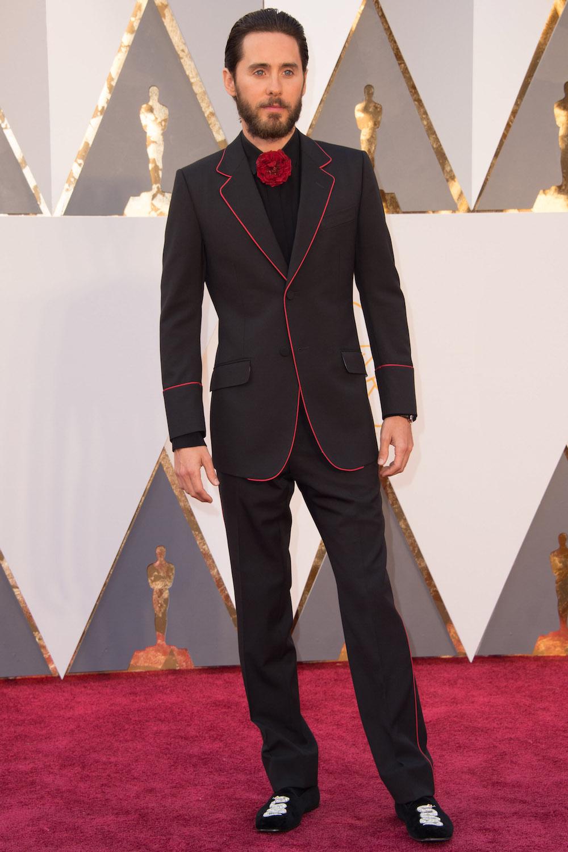 Jared Leto oscars 2016 modepilot