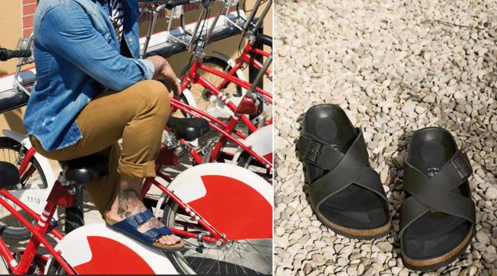 birkenstock styling mandals männersandalen trend modepilot