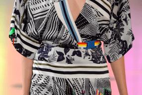 Gurt Gürtel Laufsteg Designer Modepilot Ganni