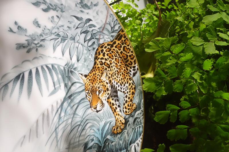 Carnets d'Equateur eignet sich auch als Dekorationsobjekt für den Wintergarten.