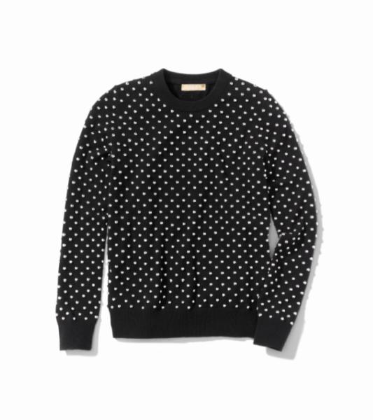 Bestickter Pullover von Michael Kors