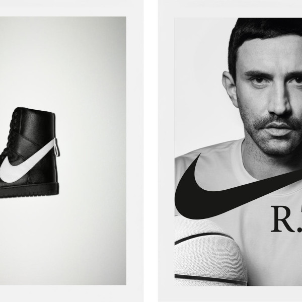 Da stehen wir drauf: Nike Dunk x Ricardo Tisci