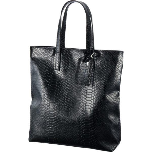 Die Tasche ist sooooo langweilig. Wie soll Carine auch Taschen designen können? Sie hat doch selbst nie eine.