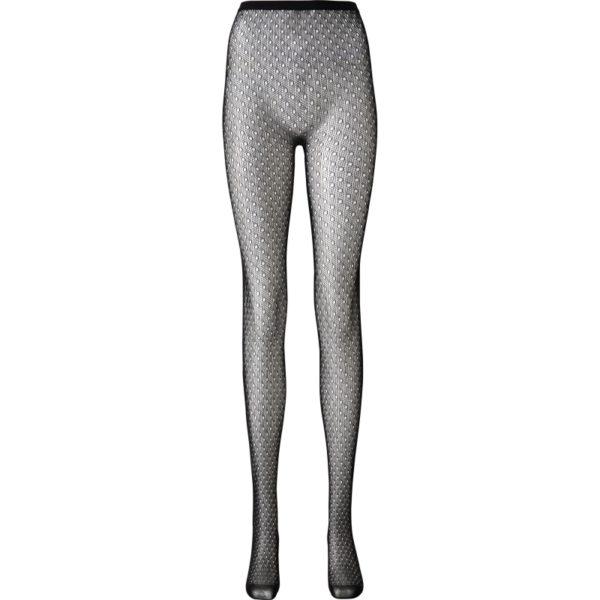 """In unserem Artikel """"Wie viel Spitze verträgt ein Bein?"""" war die Antwort: Maximal eine. Hier ist Muster dezenzt, daher Go for it!"""