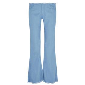 kick flare jeans fransen saum marques almeida kaufen shoppen