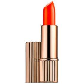 Viktoria Beckham Modepilot Lippenstift Rot Estee Lauder
