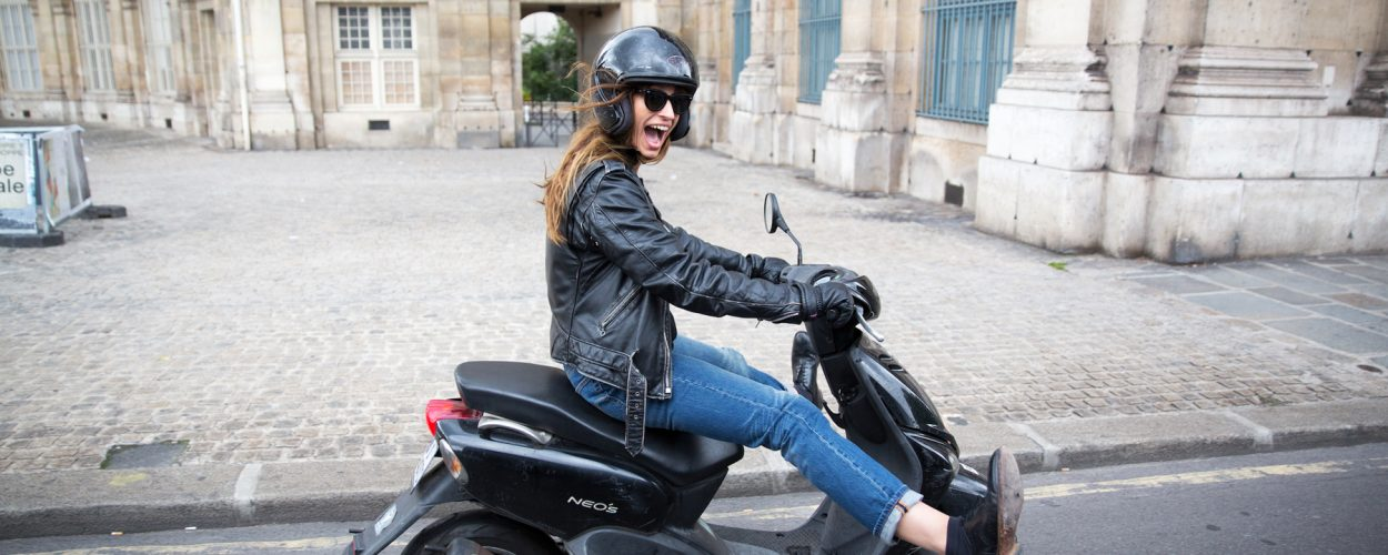 fashion fun fashionista Caroline de Maigret Levis