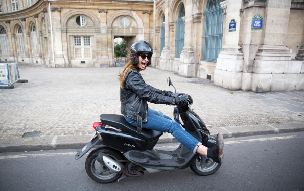fashion fun fashionista Caroline de Maigret Levis