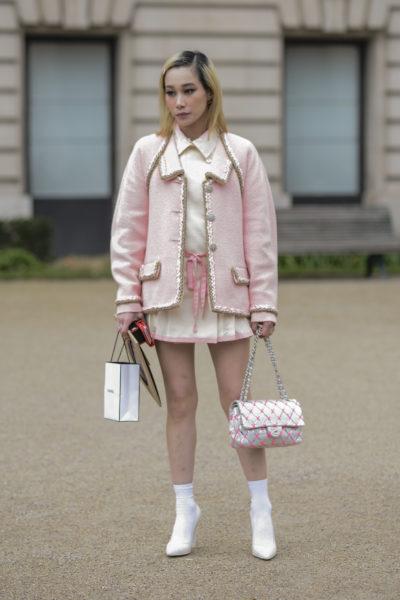 Du möchtest aussehen wie ein lebendiger Cupcake? Dann ist das dein Look.