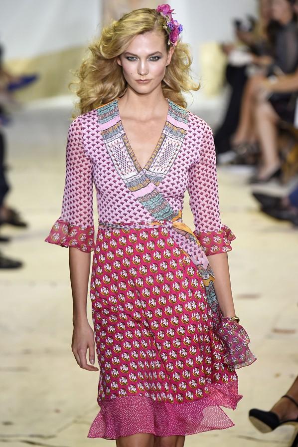 Diane von Furstenberg Sommerfarben 2016 Modepilot