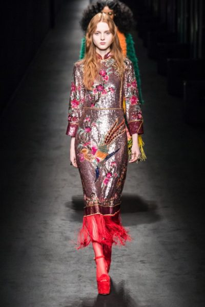 Gucci Herbst Winter 2016 2017 Modepilot Chinoiserie
