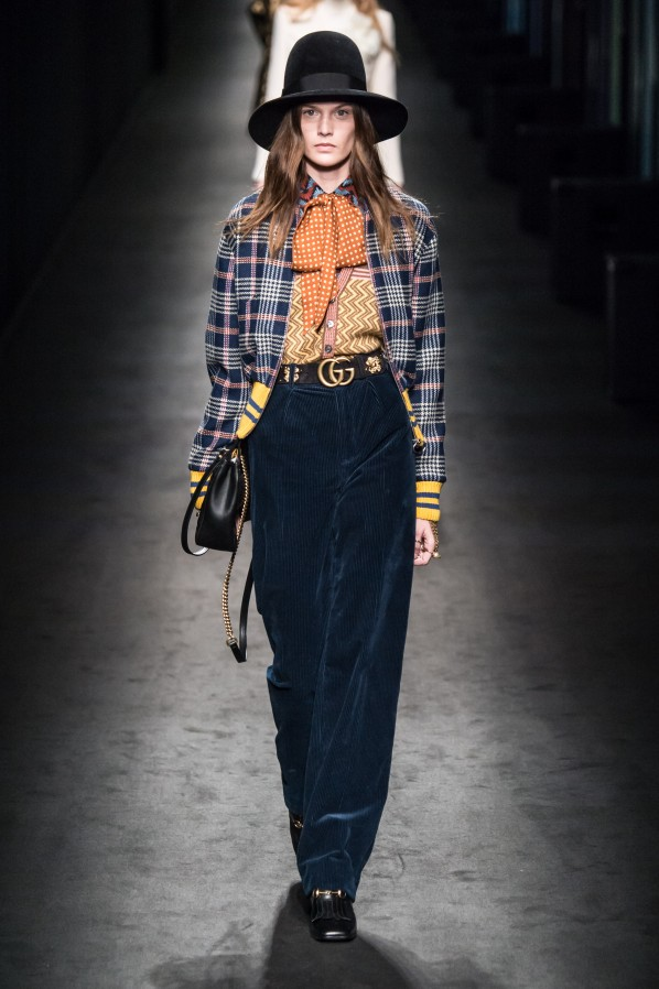 Gucci Herbst/Winter 2016 Modepilot
