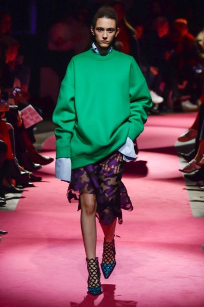 Marques'Almeida Herbst/Winter 2016/17