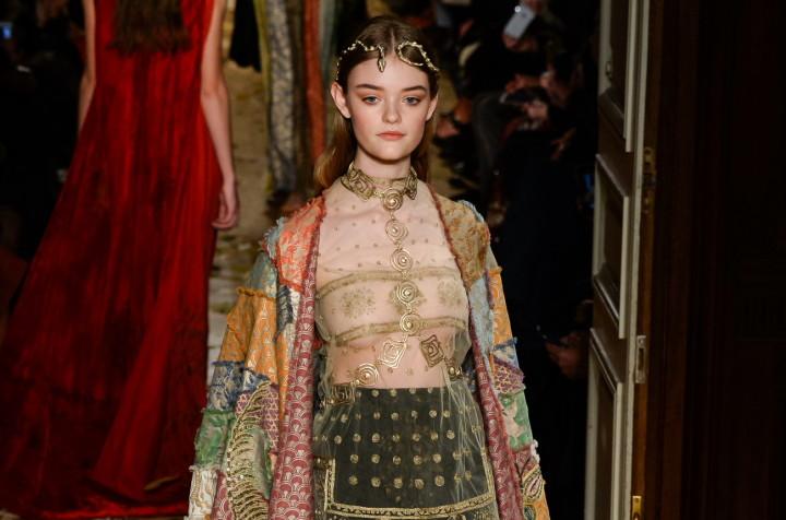 Valentino Summer 2016 Haute Couture Paris