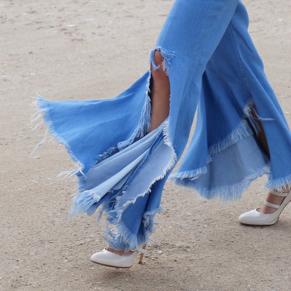 Ist die hotteste Jeans der Saison wirklich hot?